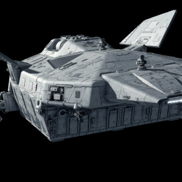 Chi-class Heavy Dropship