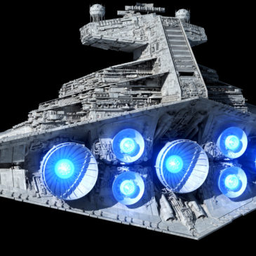 Imperator-class Star Destroyer Redux WIP#6