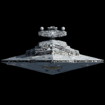 Imperial Star Destroyer Turntable