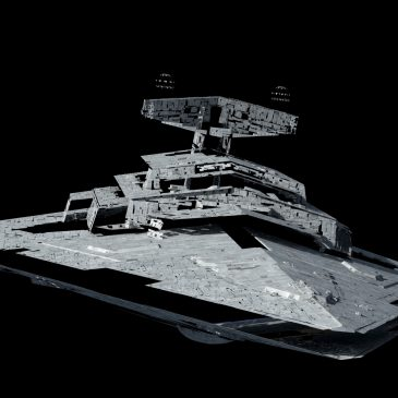Star Destroyer Panels