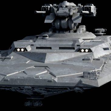 HAVr A10 Scythe Heavy Repulsortank