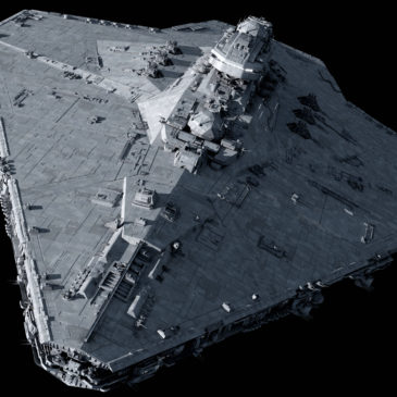 Proclamator-class Star Frigate