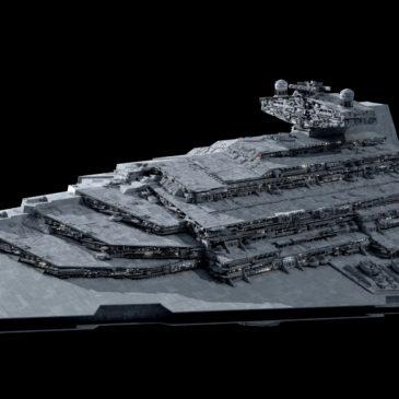 Allegiance-class Star Destroyer Redux WIP#2