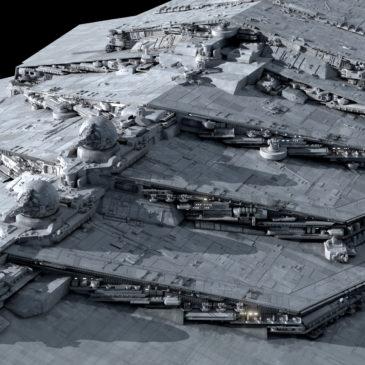 Allegiance-class Star Destroyer Redux WIP#3