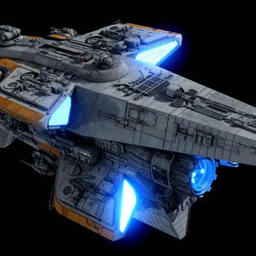 Teroch-class Mandalorian Cruiser