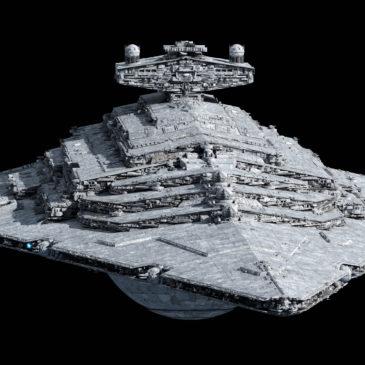 Allegiance-class Star Destroyer Redux