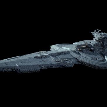 Tyrant-class Missile Cruiser