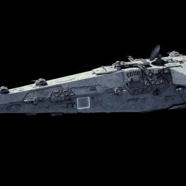 Velox-class Star Frigate new 4K