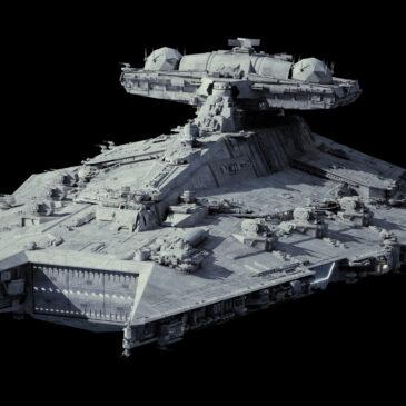 Gladiator-class Star Frigate