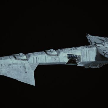 Storm Commando Ship WIP#4