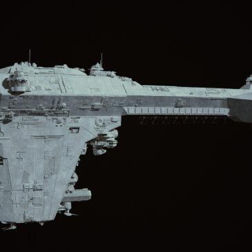 Imperial Nebulon WIP#3