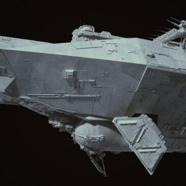 Imperial Nebulon WIP#5