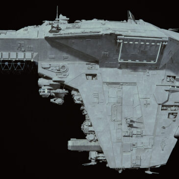 Imperial Nebulon WIP#7
