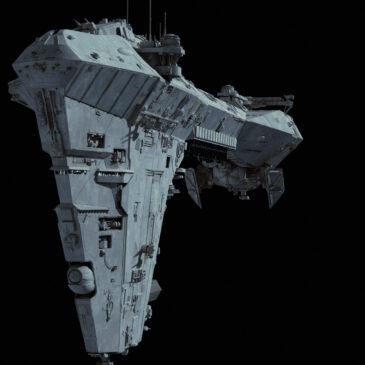 Imperial Nebulon Star Frigate